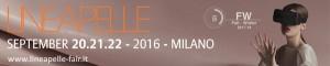 Feria del calzado y la moda lineapelle Milán Septiembre 2016