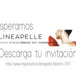 Feria Lineapelle colección verano 2018 Mipe Textil